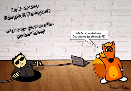BazingCast29-CrossOverPoligeek